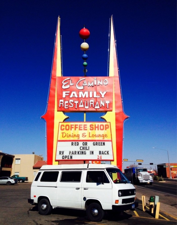 5. El Camino Restaurant and Lounge, Socorro