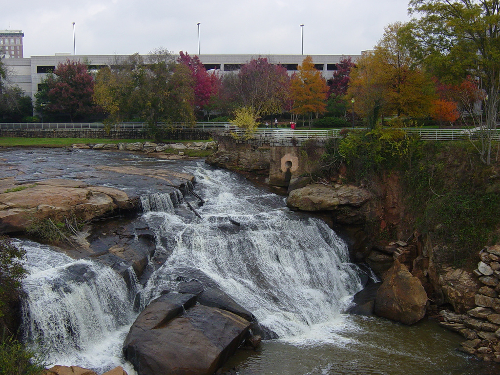 Greenville Water Park Natural