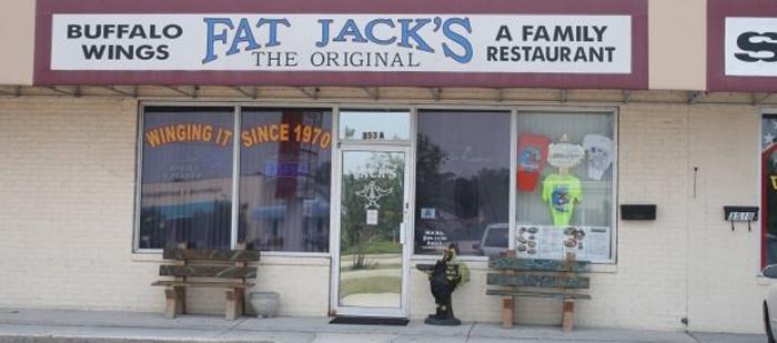 3. Fat Jacks Wings & Things - Surfside Beach