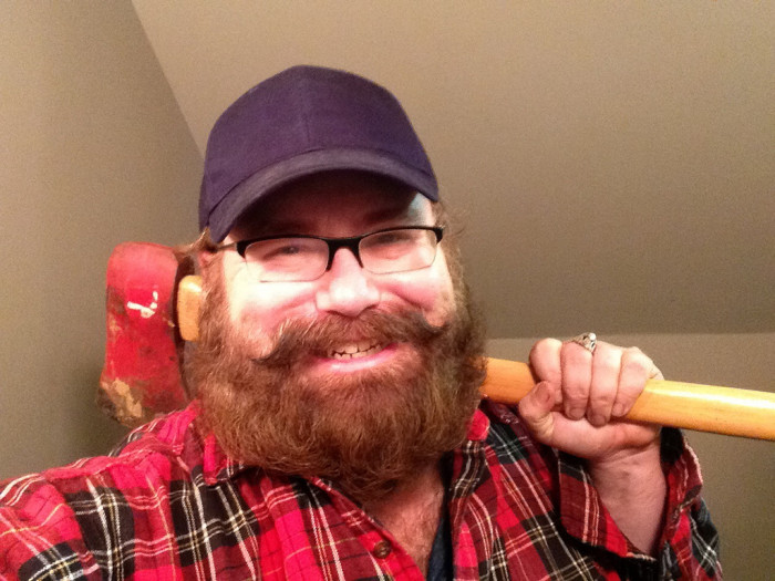 16. Flannel and beards are not fashion statements. They're a way of life.