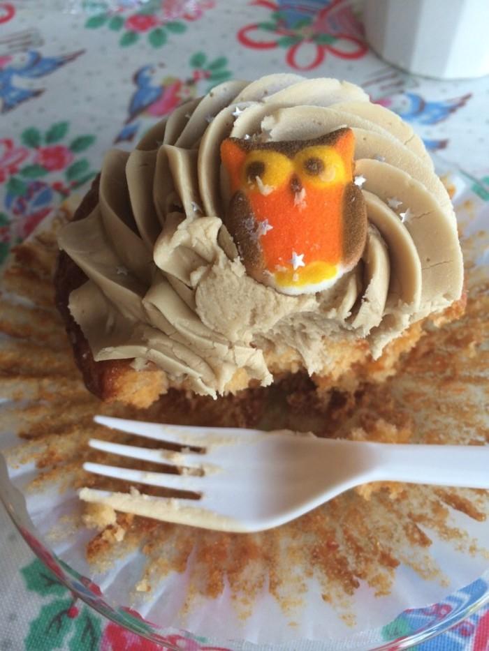 flying cupcake butterbeer