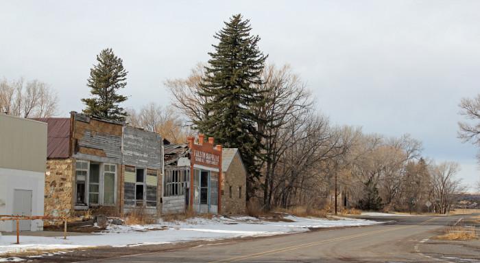 9. Folsom village, Union County, population 56
