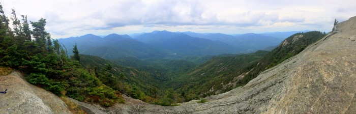 New York's famous High Peaks!