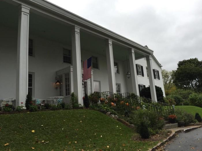 6. The General Lewis Inn in Lewisburg
