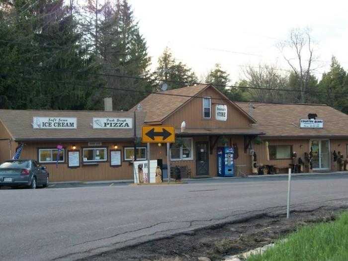 7. Brenneman's Store, Accident