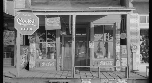 What Every Small Town In Arkansas Had In The 1930s. It Was A Simpler Time.