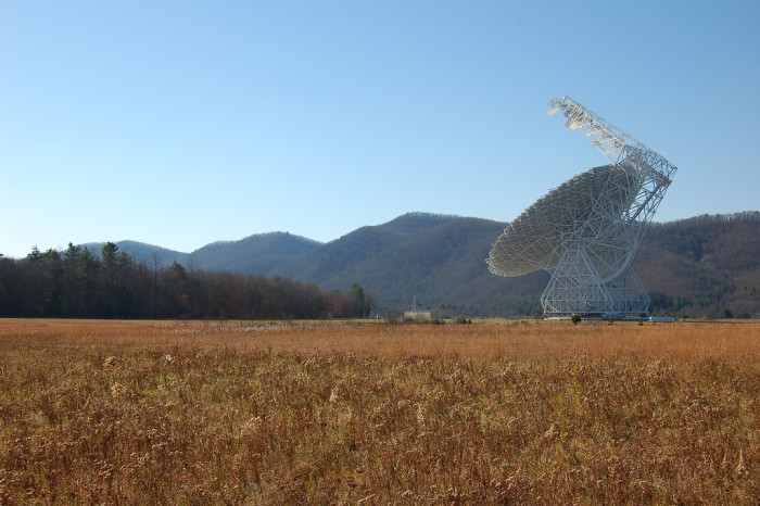 7. The Green Bank Telescope