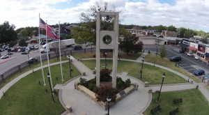What This Drone Footage Caught In Arkansas Will Drop Your Jaw
