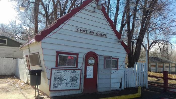 4. Chat-N-Chew, Shiprock