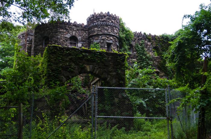 7. Hearthstone Castle, Danbury