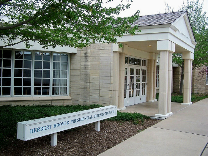 7. The Herbert Hoover Presidential Library and Museum, West Branch