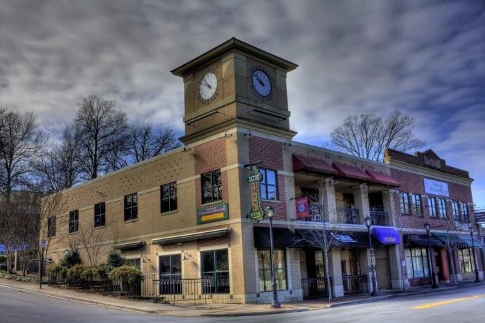 5. Hillcrest Historic District