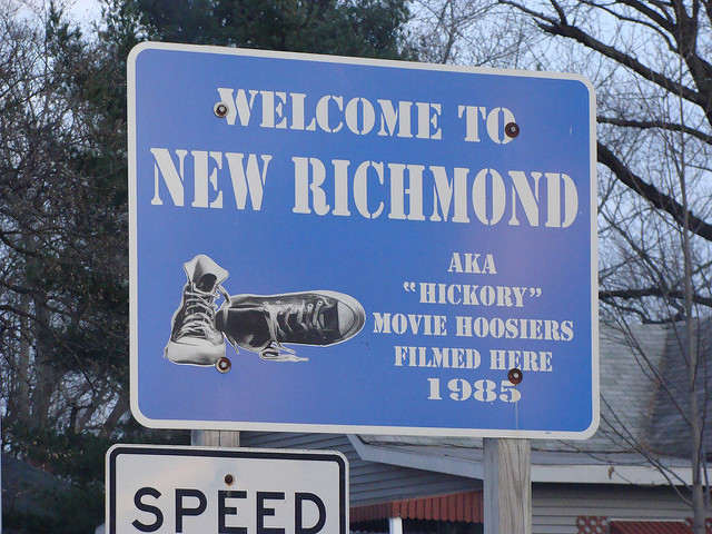 1. New Richmond, Indiana