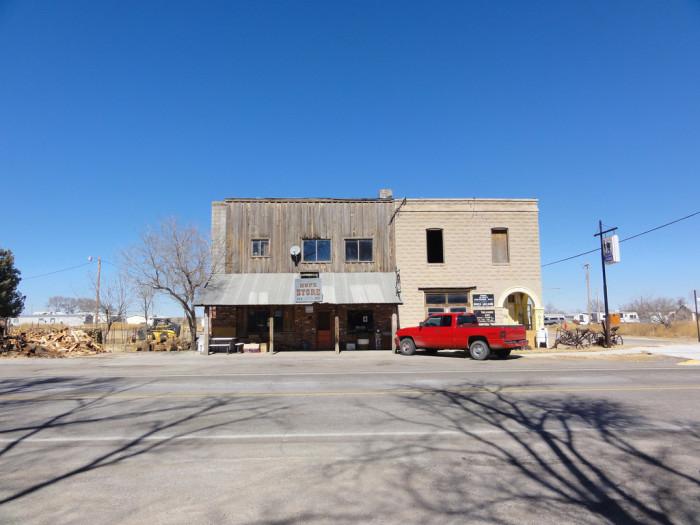 6. Hope village, Eddy County, population 105