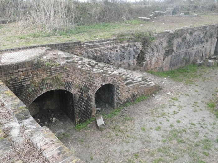Eventually in 1867 the barracks caught fire and the army decommissioned the fort in 1871.