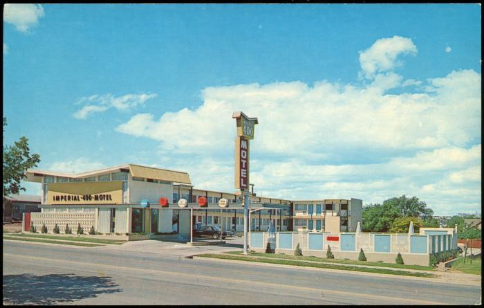 5. Imperial Motel 400, Cedar City