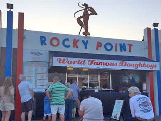 5. Rocky Point Clam Shack