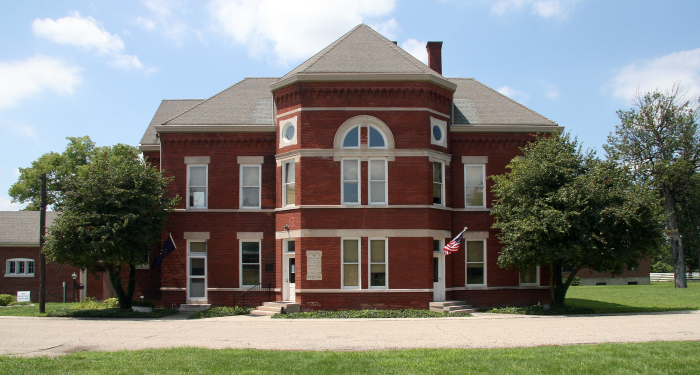 3. Indiana Central State Hospital - Indianapolis, IN