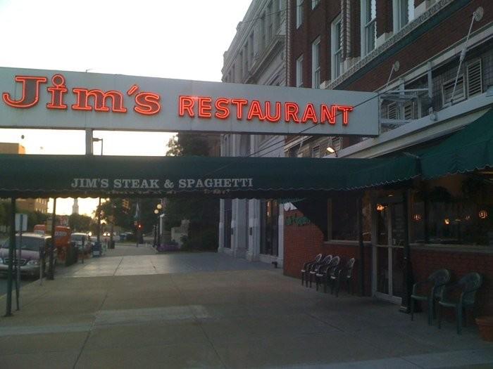 3. Jim's Spaghetti in Huntington