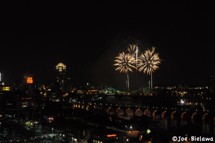 8. Aquatennial. Minneapolis is the only major city to have a massive festival complete with fireworks to celebrate its rivers, lakes, and streams.