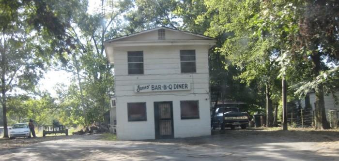 1. Jones Bar-B-Q Diner