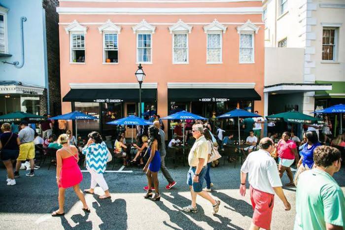 2. Kickin' Chicken' - Charleston, Summerville, Mt Pleasant, James Island