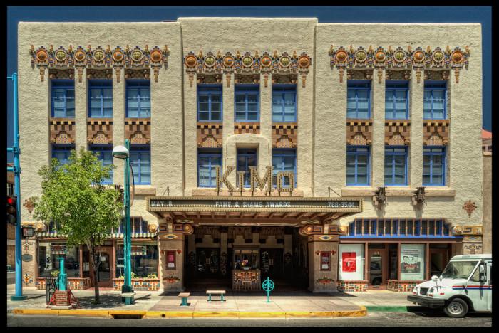 15. KiMo Theatre, Albuquerque