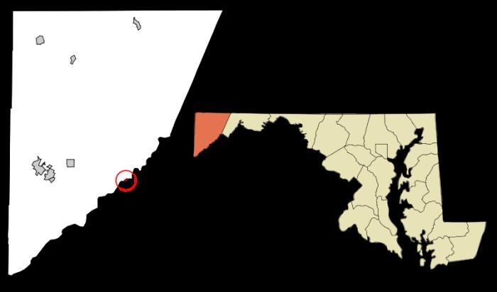 8. Kitzmiller, Garrett County
