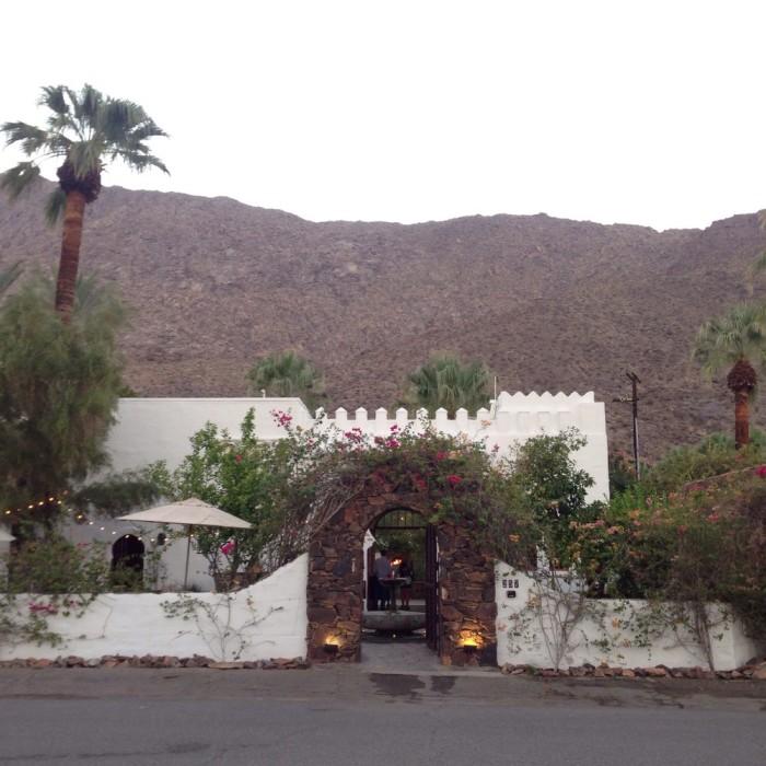 4. Korakia Pensione Villa Bed and Breakfast in Palm Springs