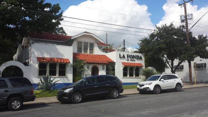 5. La Fonda on Main (San Antonio)