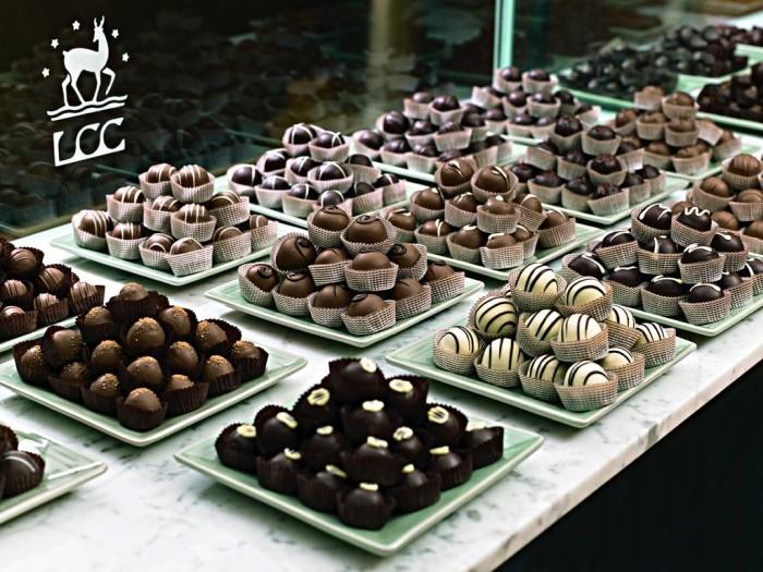 4.  Lake Champlain Chocolates