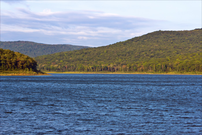 16. Lake Fort Smith
