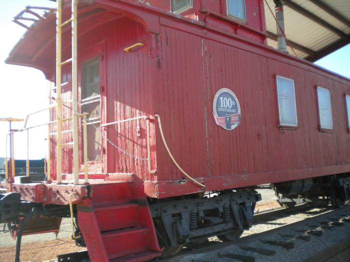 1. Las Cruces Railroad Museum, 351 N. Mesilla Street, Las Cruces, 88001