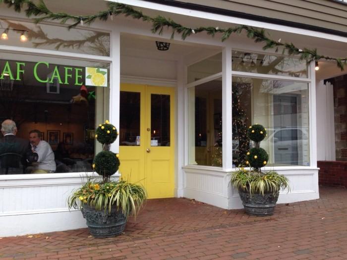 12) Lemon Leaf Cafe, Chestertown