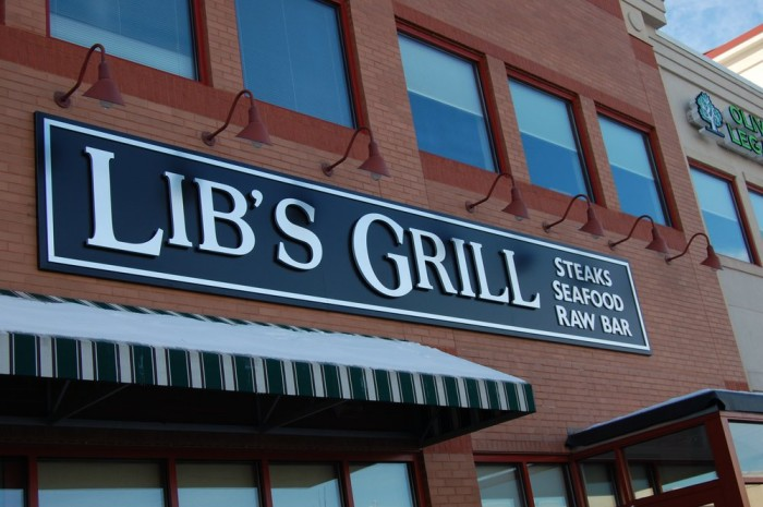 13) Lib's Grill, Perry Hall