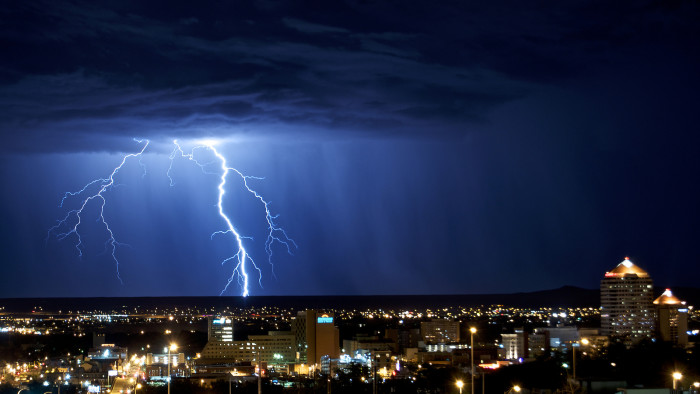 1. Lightning