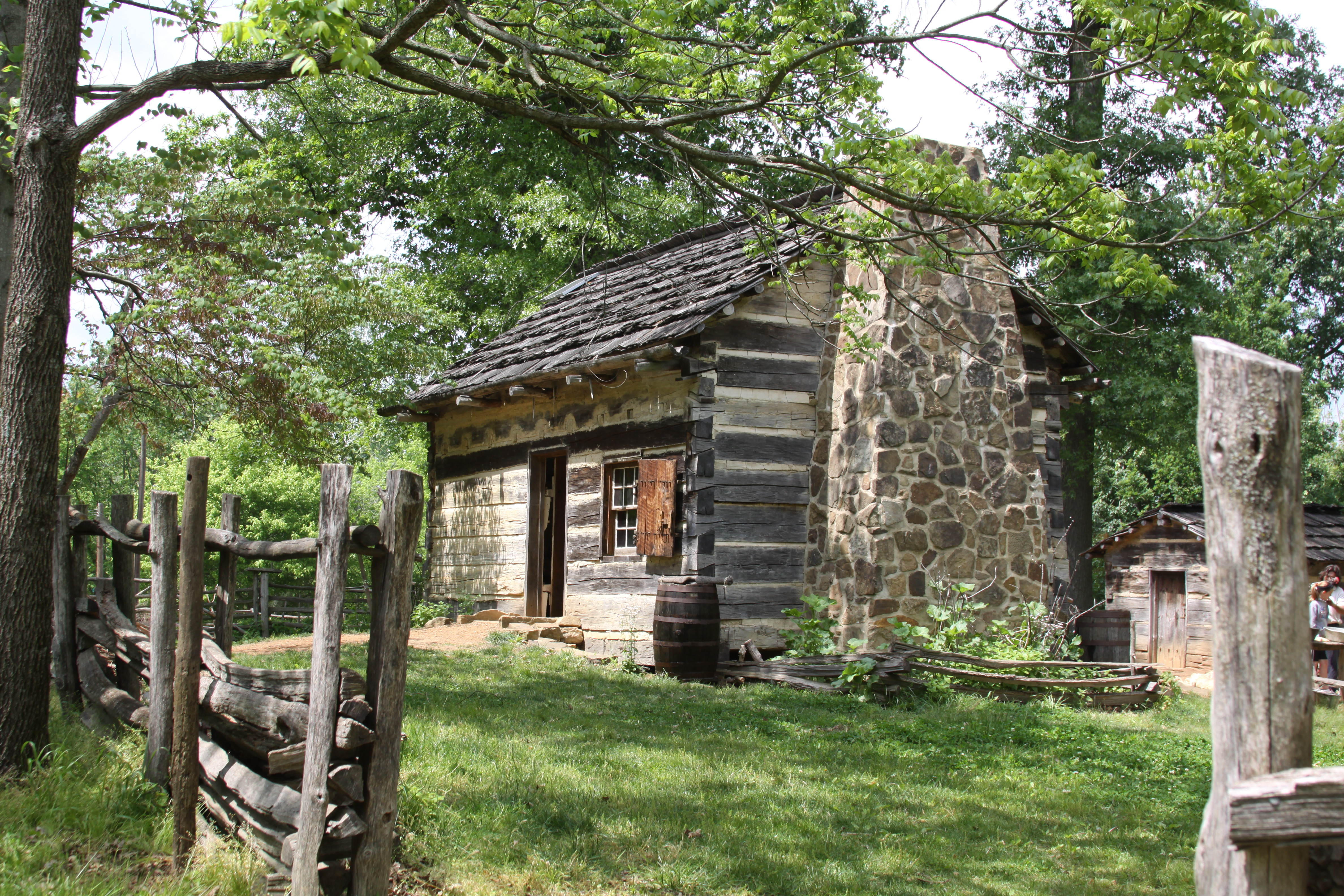 10 Historic Villages In Indiana