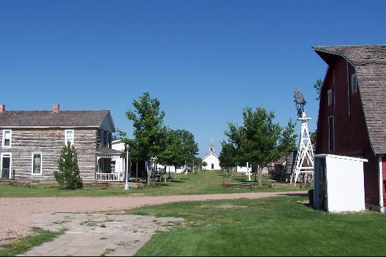 Lincoln County Museum Western Heritage Village, North Platte