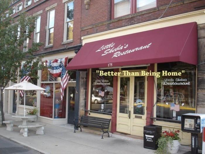 10. Little Sheba's - Richmond