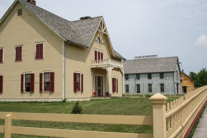 9. Living History Farms, Urbandale