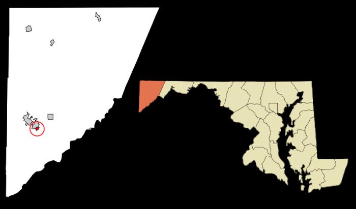 9. Loch Lynn Heights, Garrett County