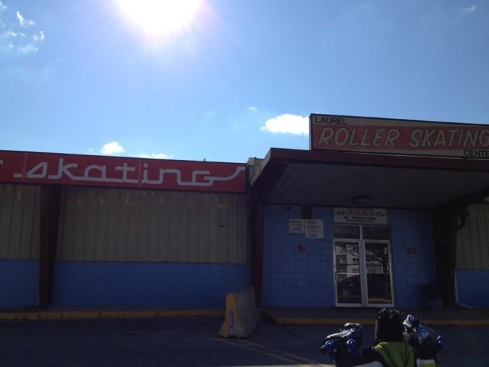 1. Laurel Roller Skating Center, Laurel