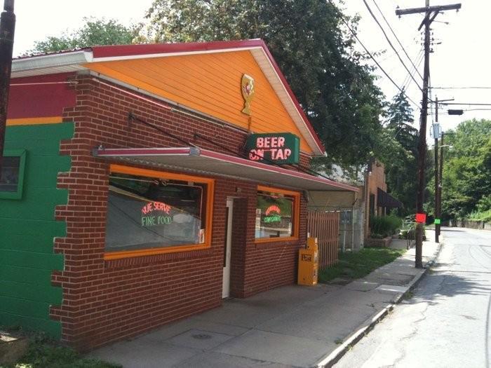 2. Mario's Fish Bowl in Morgantown