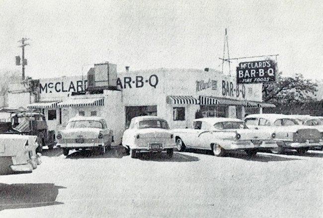 13. McClard's Bar-B-Q