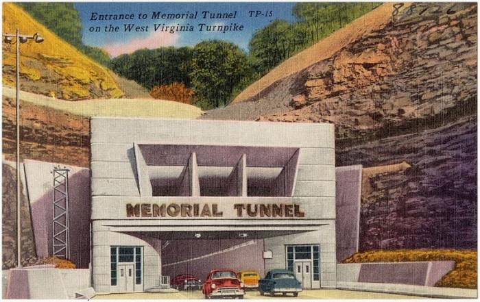 7. Memorial Tunnel