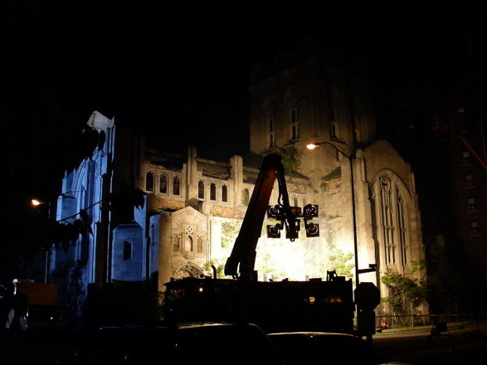 methodist church gary nightmare elm street