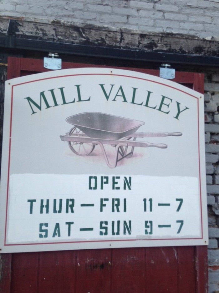 3. Mill Valley General Store, Baltimore