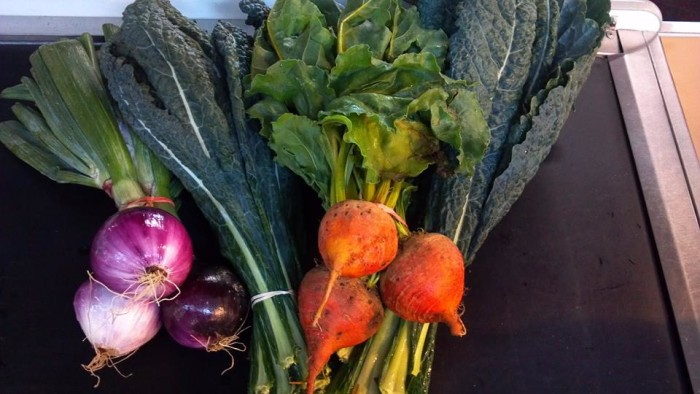 mill valley veggies