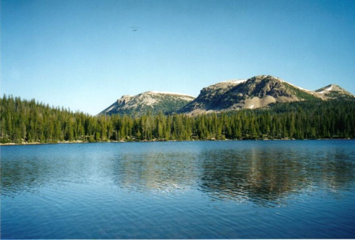 13. Mirror Lake Scenic Byway