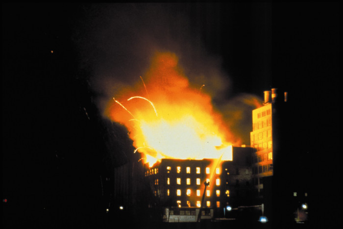 In 1991, a massive fire nearly destroyed the entire mill, and it was only after this event, that the Minnesota Historical Society sought to construct  a museum among the ruins.